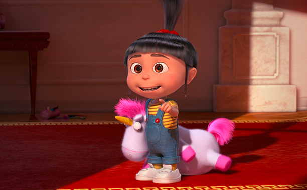 Agnes, Despicable Me 2 (36%) Ty Simpkins, Iron Man 3 (31%) Little Mike, Monsters University (20%) Tye Sheridan, Mud (8%) Onata Aprile, What Maisie Knew…