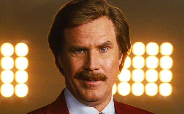 STAY CLASSY Will Ferrell and his cast of characters return in the delightfully entertaining Anchorman 2 .