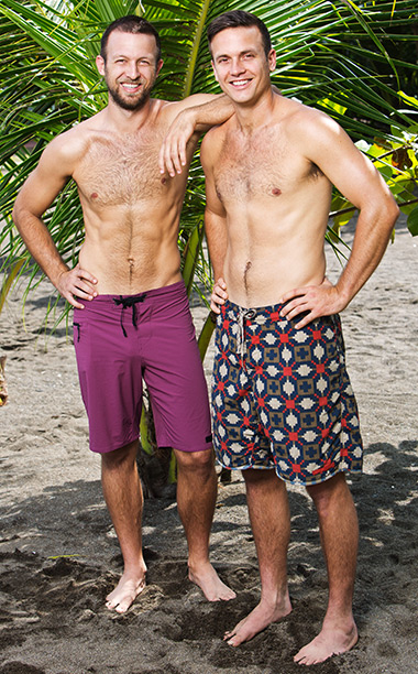 Survivor | Brothers So why is Survivor: Panama winner Aras putting his brother through this brutal experience? ''I'm putting my brother through this so that I can…