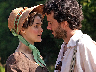 Movie Guide | AUSTEN-FAN Keri Russell plays a single woman searching for love at a Jane Austen reenactment event