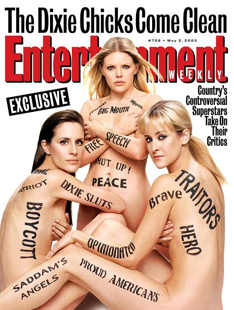 Dixie Chicks EW Cover