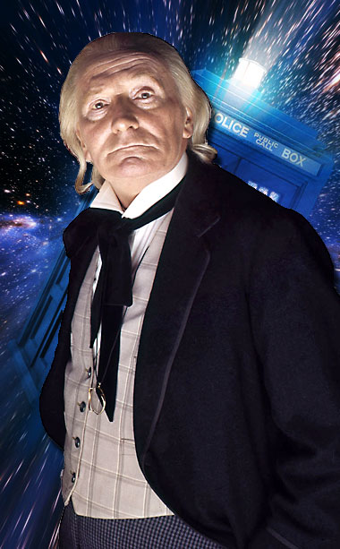 Doctor Who | William Hartnell's First Doctor was a professorial, and fairly irascible, gent — although he gets big points for facing off against the dreaded Daleks in…