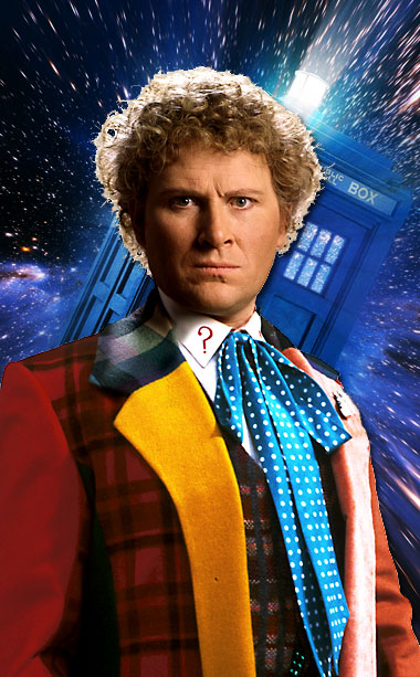 Doctor Who | The Sixth Doctor, played by Colin Baker, had a petulant streak and an idiosyncratic dress sense even by the Time Lord's unusual sartorial standards. Baker…