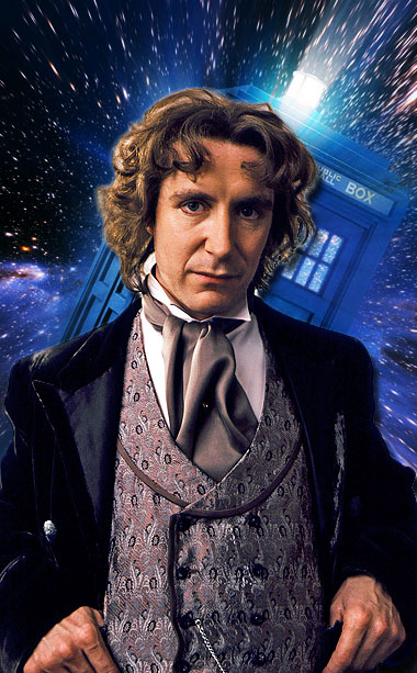 Doctor Who | Best known for his starring role in the British cult classic Withnail & I , Paul McGann played the Eighth Doctor in the 1996 TV…