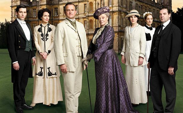 Downton Abbey PS