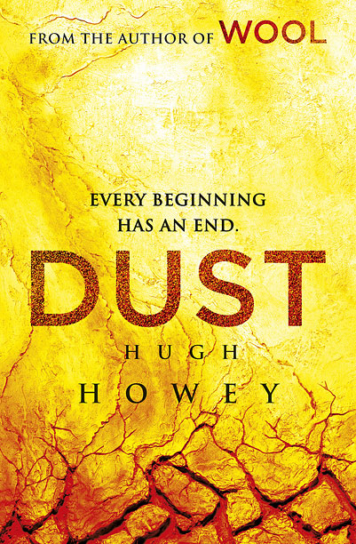 THE REMAINS OF THE DAY Author Hugh Howey's Dust answers the questions left over from Wool