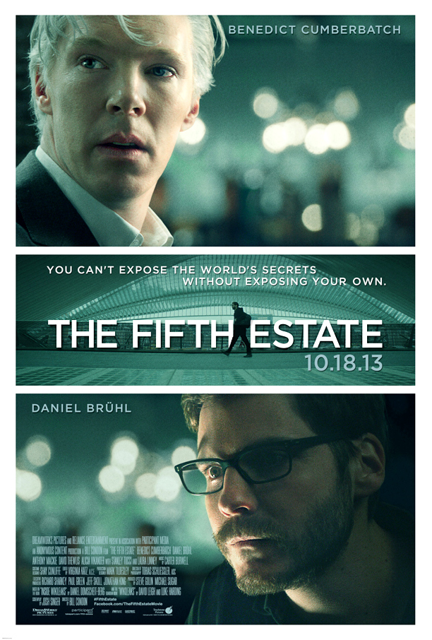 Fifth Estate Poster