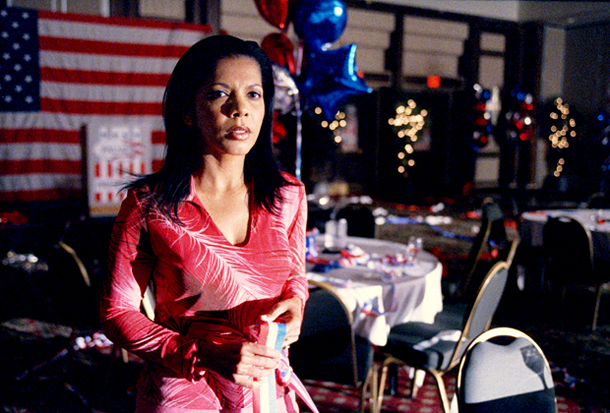 24, Penny Johnson Jerald | Penny Johnson Jerald's breakout role came on Fox's 24 , when she played the president's evil wife, Sherry.