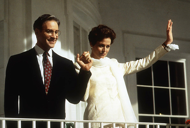 Kevin Kline, Dave, ... | Political Animals wassn't the first time Sigourney Weaver has played a First Wife. In 1993, she was Kevin Kline's partner in crime, Ellen Mitchell, in…