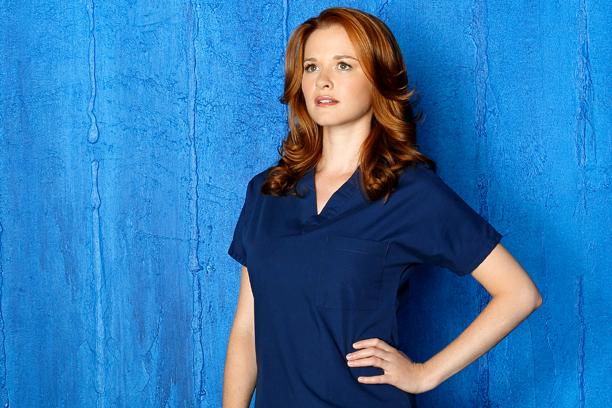 Greys Anatomy Sarah Drew