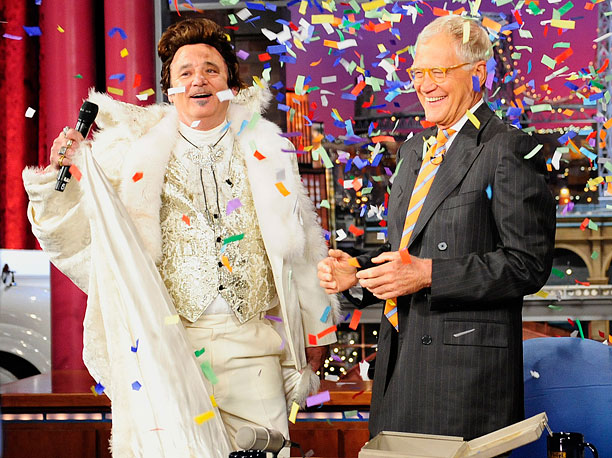 LETTERMAN MURRAY LIBERACE