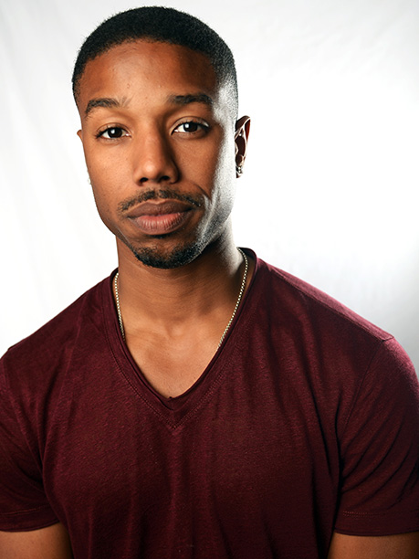 Michael B. Jordan | He's been wowing the industry this summer with his performance in the indie Fruitvale Station , but Jordan has been making strong impressions on audiences…