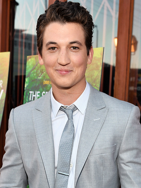Miles Teller | He has a charming energy as Shailene Woodley's love interest in The Spectacular Now . We can't wait to see what he does as her…