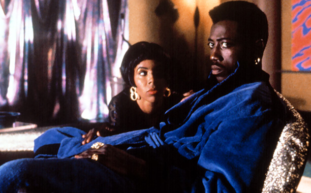Wesley Snipes, New Jack City | Played by: Wesley Snipes When discussing the first time he killed somebody, New York crack kingpin Brown says, ''It's always business — never personal.'' In…
