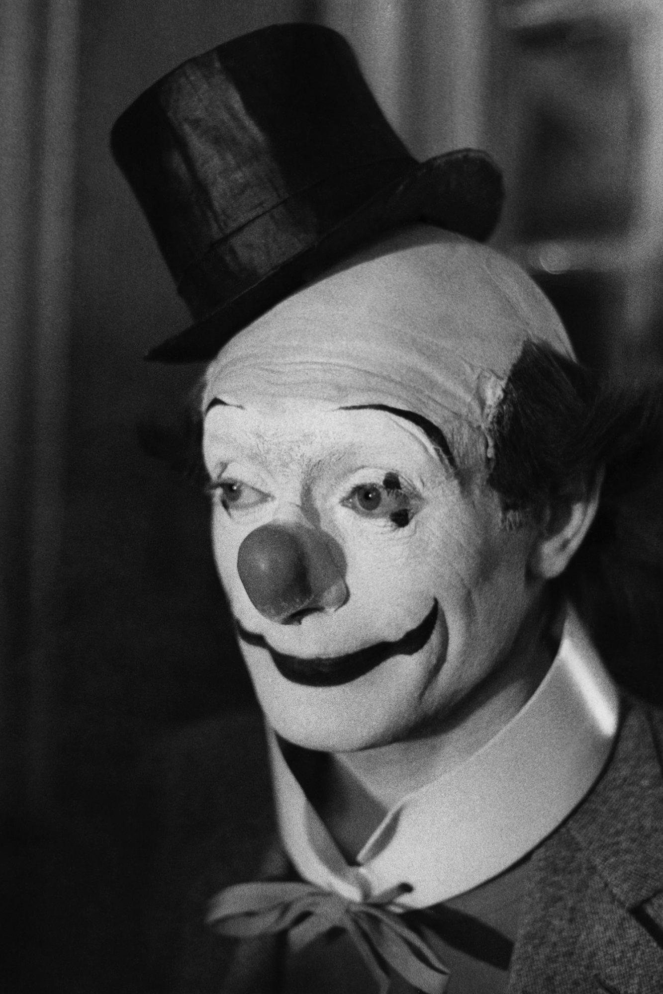 Le jour ou le clown pleura The Day the Clown Cried de JerryLewis avec Pierre Etaix 1972 © AGIP/RDA/E