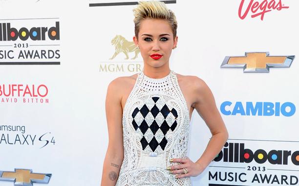 Red Carpet Miley Cyrus