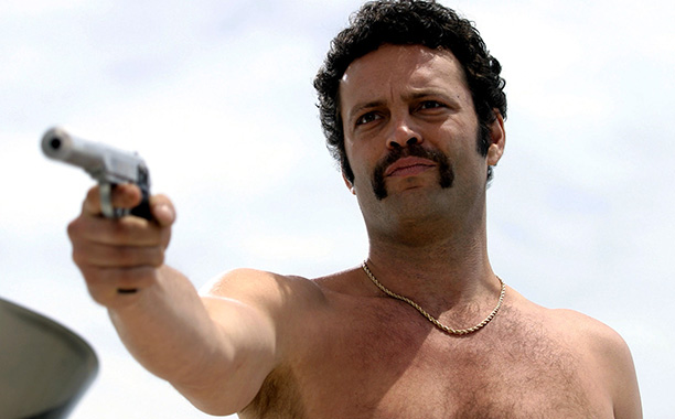 Vince Vaughn | Played by: Vince Vaughn There's only one thing this Jewish thug hates more than tanning weird, bat mitzvah crashers, and people who don't know the…