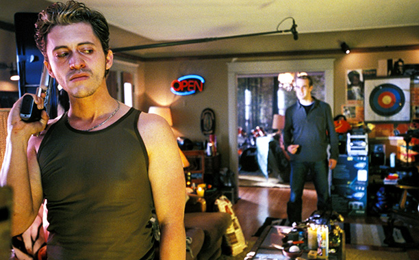 Clifton Collins Jr., The Rules of Attraction | Played by: Clifton Collins Jr. This sweaty, twitchy Army vet clearly violates the first rule of dealing: Don't get high on your own supply. His…