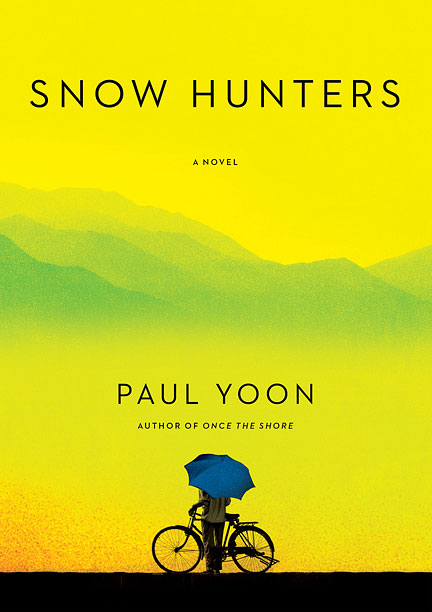 SNOW DAYS Author Paul Yoon's Snow Hunters is a poetic composition about a North Korean soldier's journey in Brazil.