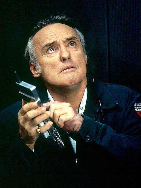 Dennis Hopper, Speed | Character: Howard Payne Best Line: ''Pop quiz, hot shot. There's a bomb on a bus. Once the bus goes 50 miles an hour, the bomb…