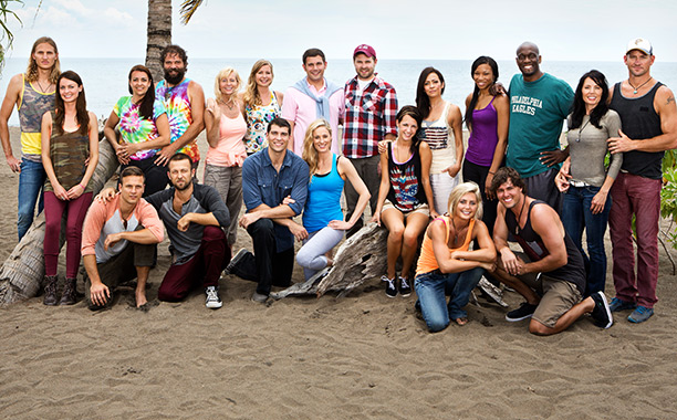 Survivor | Dalton Ross introduces the 10 couples competing for $1M when the season kicks off Sept. 18 on CBS, complete with quotes and on-location video interviews…