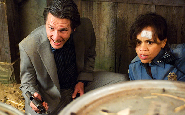 Gary Cole, Rosie Perez, ... | Played By: Gary Cole Cole brings the same inimitable blank-faced smarm to his murderous Pineapple drug kingpin that he does to his drawling, suspendered Office…