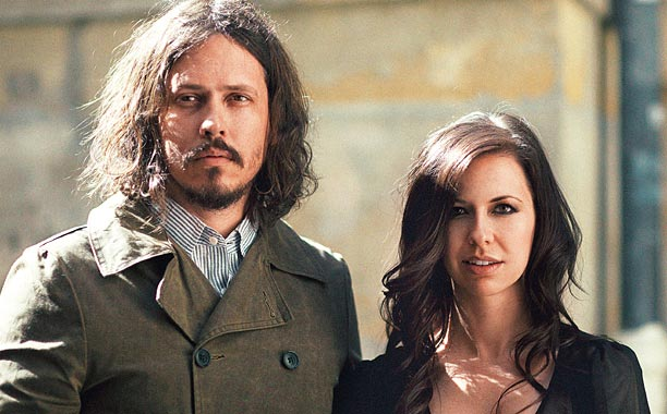 FEUDING FOLKIES Despite The Civil Wars' uncivil musical relationship, they managed to remain allies on their harmonious second record.