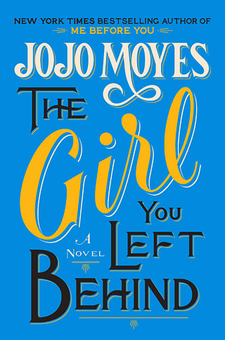 SHARED HISTORY An oil painting joins the love stories of two women from two different time periods in this novel by author Jojo Moyes.