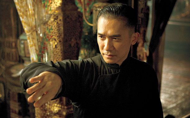 GRANDMASTER FLASH OR NO FLASH? Another retelling of the tale of Ip Man, the martial arts legend