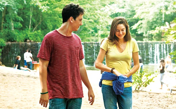 SPECTACULAR WOW Miles Teller and Shailene Woodley sparkle, bringing an authentic feel to the teen genre