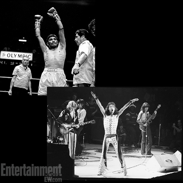 The Maravilla Kid , Ruben Navarro at Olympic Auditorium, c. 1970; The Rolling Stones, shot by Lynn Goldsmith c. 1975 ''I'm a big fan of…