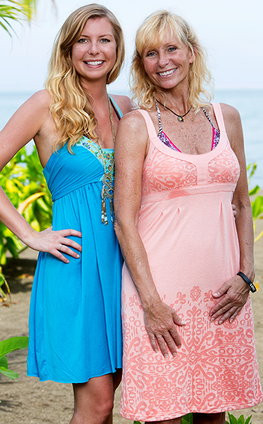 Survivor | Daughter/Mother The Australian Outback winner Tina did not have to sugarcoat the experience to get her daughter to agree to play. ''She gave me the…