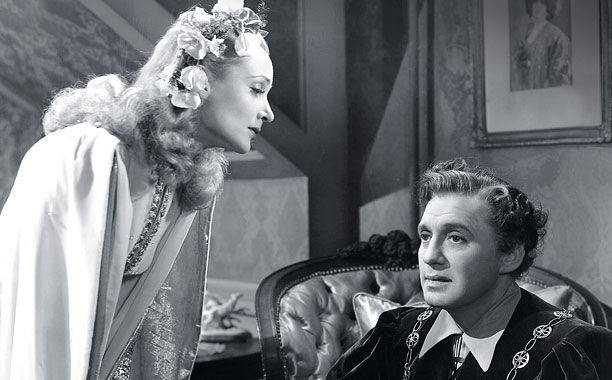 THAT IS THE QUESTION Carole Lombard and Jack Benny star in this 1942 comedy