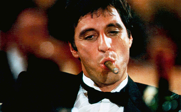 Al Pacino, Scarface | Played by: Al Pacino As Rick James taught us, cocaine is a hell of a drug. Though he begins with a code of honor, the…