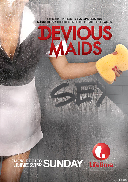 Devious Maids ' ''steamy'' SEX ad *Category judged by a horny but not really that clever 11-year-old boy
