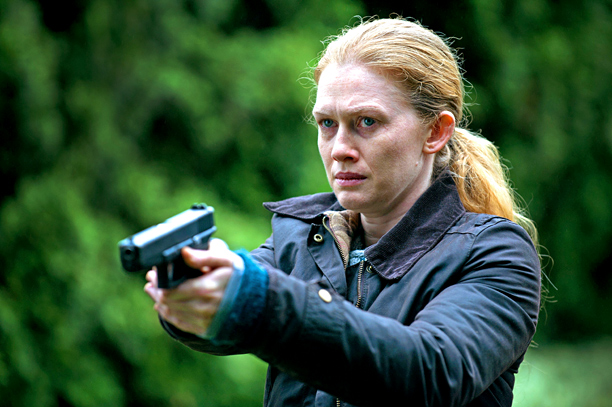 Mireille Enos, The Killing | The Killing After a cancellation, a near-run at Netflix, and a return to AMC, the drizzly, grisly procedural got its mojo back in season 3.…