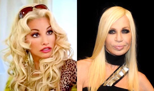 Ugly Betty Donatella Versace