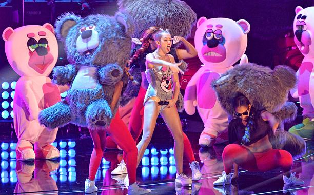 Vmas Miley Cyrus