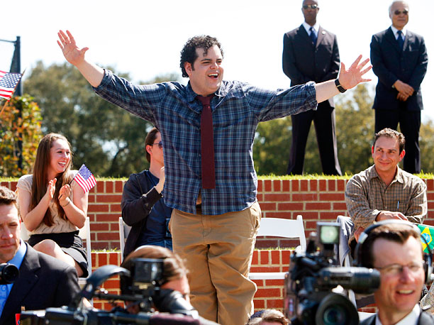 Josh Gad has a habit of being an awkward, disheveled diamond in the rough — critics praised his performance in this summer's lukewarmly received Jobs…