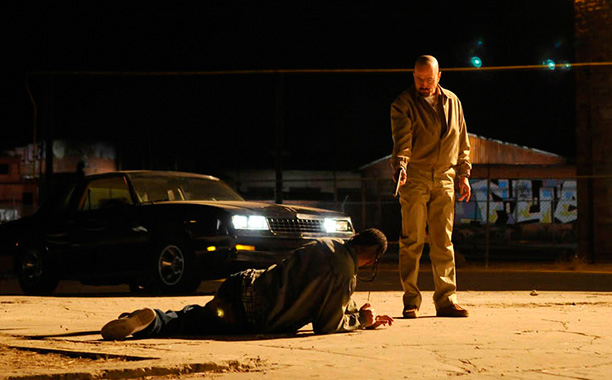 Breaking Bad   Season 3, episode 12 Walt learns just how far Jesse will go when he knows the lives of children are at stake, and Jesse learns…