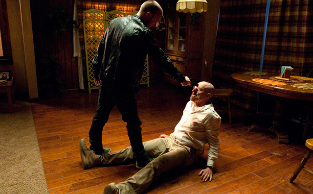 Breaking Bad | Season 4, episode 12 Walt tries to carry out two missions in the penultimate season 4 episode: kill Gus with a car bomb and convince…