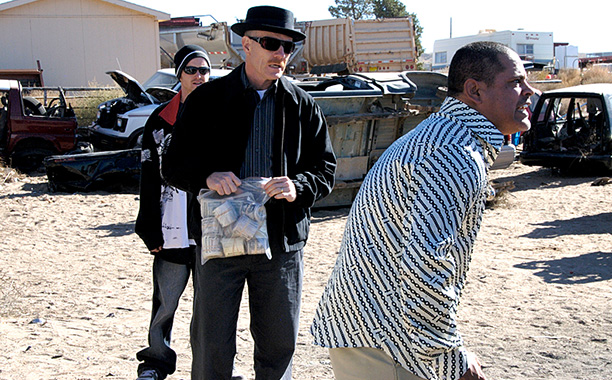 Breaking Bad | Season 1, episode 7 This is the way Bad 's first season ended: Not with a bang, but an uneasy anticlimax. It's not really the…