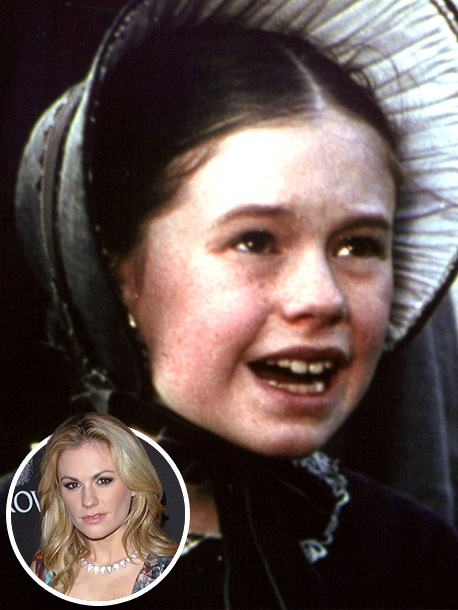 Anna Paquin | As a wide-eyed 11-year-old, Paquin became the second youngest Oscar winner in history, taking home Best Supporting Actress for her role 1993's The Piano .…