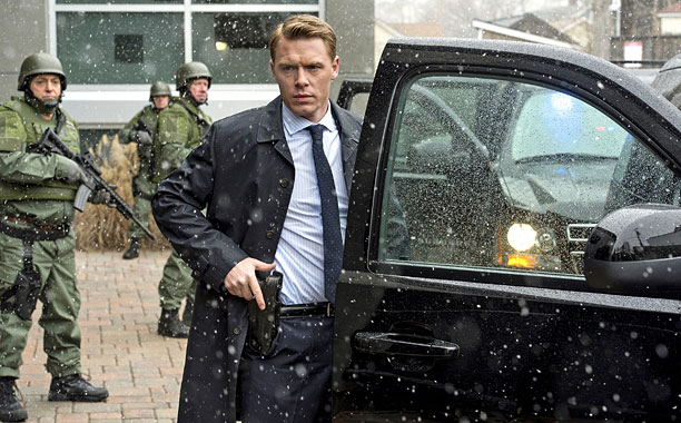 YOU HAVE THE RIGHT TO REMAIN WATCHING Diego Klattenhoff as FBI Agent Donald Ressler