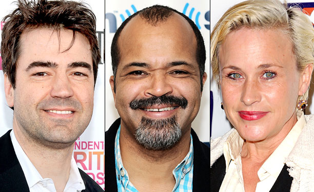 Fresh Faces: Ron Livingston, Jeffrey Wright, Patricia Arquette Last Big Roles: Game Change for Livingston; House for Wright; Medium for Arquette Why They're Buzzy: This…