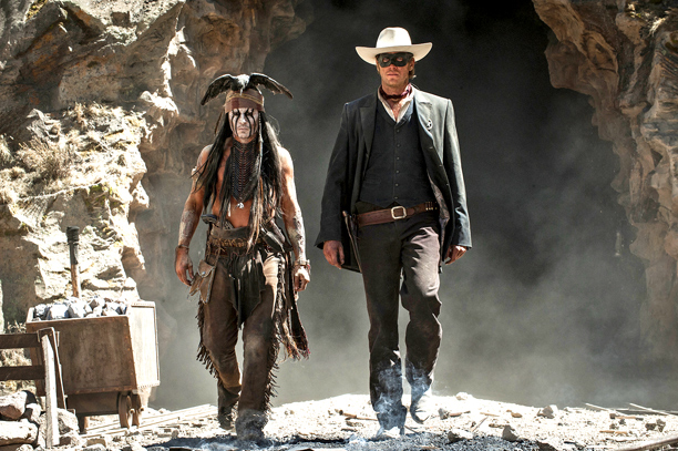 Box Office Lone Ranger