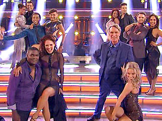 DWTS GROUP DANCE