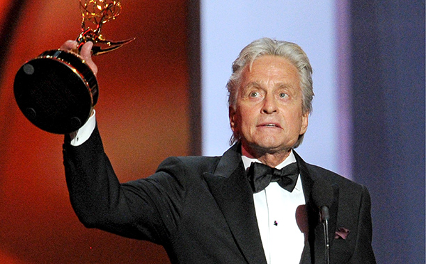 Emmy Awards Michael Douglas