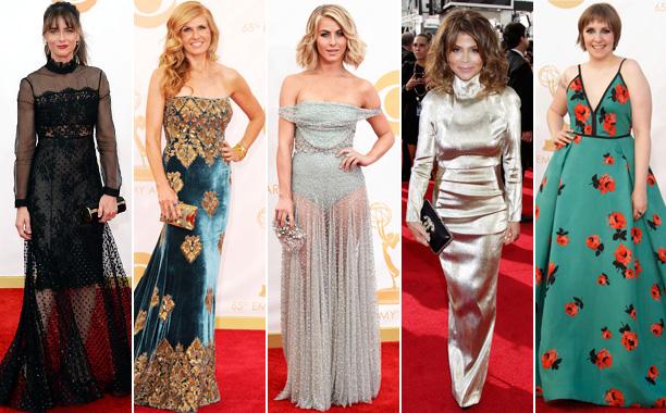 Emmys Worst Dressed