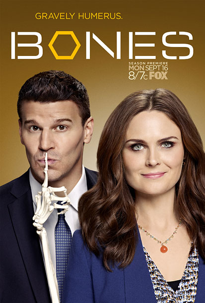 Pointless to grade a Bones ad. The same viewers will watch it every week — and not one more — while the ad is basically…